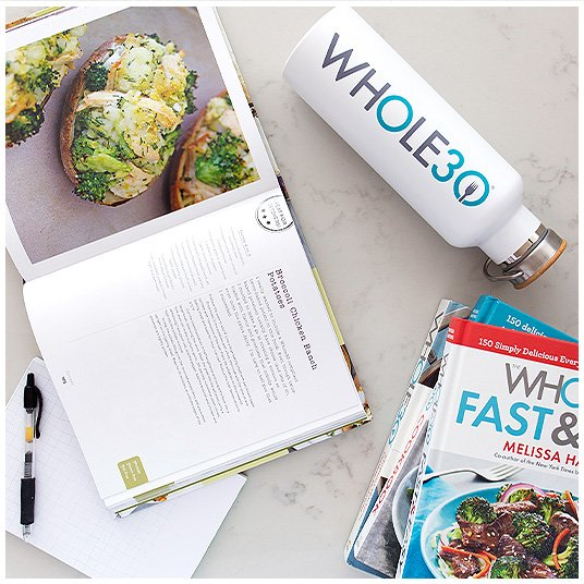 Whole30 Coaches Banner
